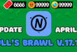 Download Null's Brawl 17.153 - April update- new brawler Rosa & and more