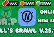 Null's Brawl - 25.107 - update with new brawler Mr.P and new skins