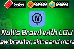 Null's Brawl 31.81 - new brawler Lou