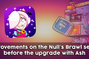 Improvements on the Null's Brawl server before the upgrade with Ash