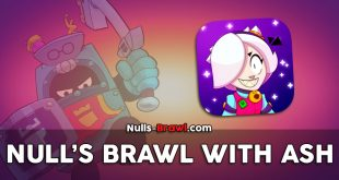 Null's Brawl – update with new brawler Ash and new skins